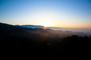 """""""Sunrise Los Angeles"""" by Bryan Frank on Flickr. Used under Creative Commons license."""