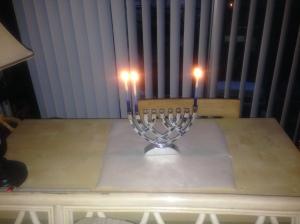 Second Night of Hanukkah