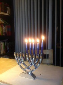 Fourth Night of Hanukkah