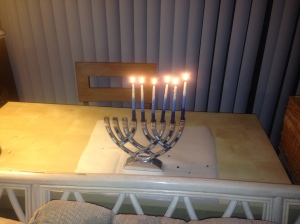 Fifth night of Hanukkah