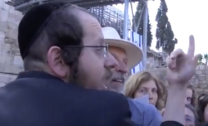 "This Haredi man continued insisting ""sefer sheli!"" (my book!). Yeah, no. The Torah belongs to ALL Jews."
